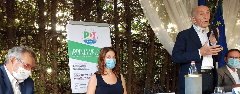 """Pd, il commissario di Avellino Cennamo: """"Solidarietà convinta a Zingaretti"""""""