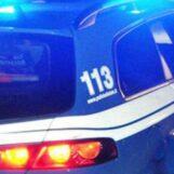 Lite in centro per motivi sentimentali: interviene la polizia
