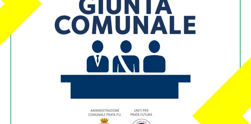 Prata di Principato Ultra: il sindaco nomina la prima giunta comunale
