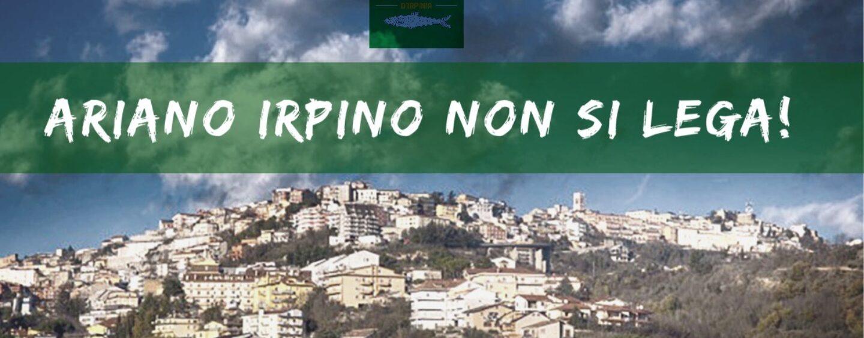 """""""Ariano Irpino non si Lega"""": sabato mattina le Sardine d'Irpinia in piazza contro Salvini"""