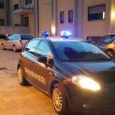 Aggredisce e rinchiude l'ex moglie in camera da letto: arrestato dai Carabinieri