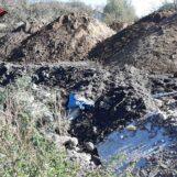 Gestione illecita di rifiuti speciali pericolosi e non: scattano denunce e sequestri