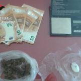 Il cane Holli fiuta la droga, arrestato 30enne di San Michele di Serino