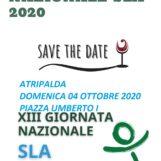 XIII giornata nazionale Sla, domani iniziativa ad Atripalda