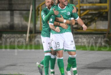Play off Serie C – I lupi escono indenni dall'Euganeo: finisce in parità la semifinale di andata. Maniero replica a Kresic