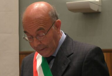 Grottaminarda, il sindaco Angelo Cobino fa il punto sull'emergenza sanitaria