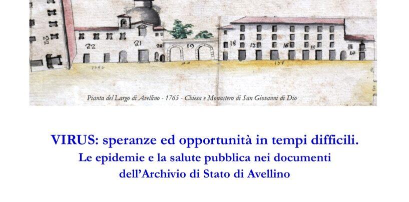 """Archivio di Stato di Avellino: """"Domenica di carta 2020"""""""