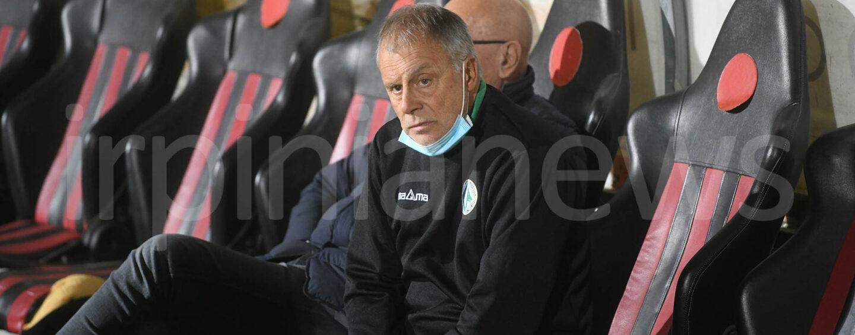 """Avellino, Braglia categorico: """"Avanti col 3-5-2, arriverà solo un difensore. Maniero out"""""""