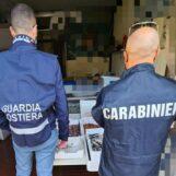 Benevento, controlli nel settore agroalimentare: sanzionati 2 ristoranti