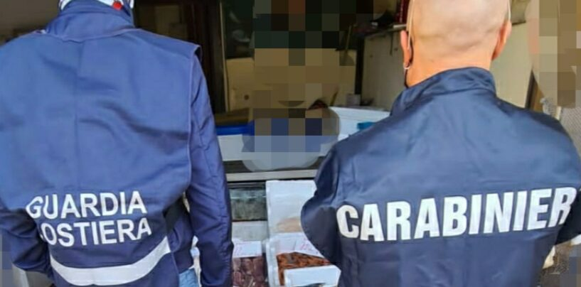 Alimenti senza tracciabilità: sequestri e sanzioni nel Sannio