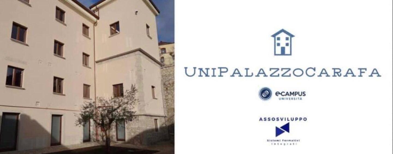 Corsi di formazione, UniPalazzo Carafa a Chiusano San Domenico