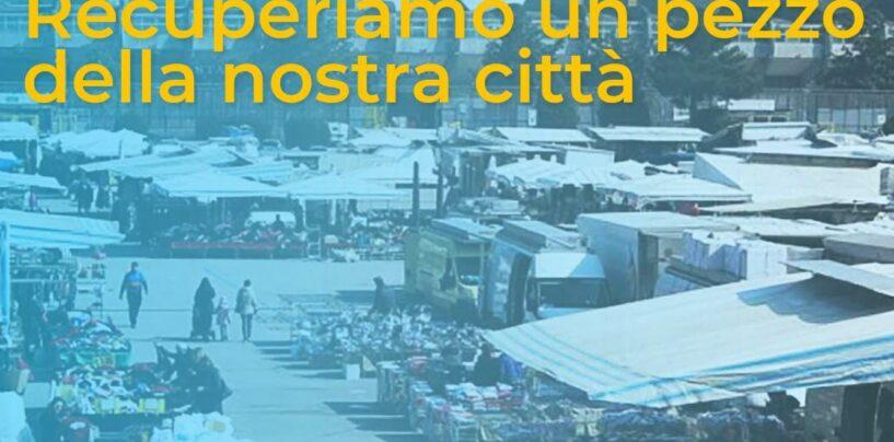 """""""Recuperiamo un pezzo della nostra città"""": Più Europa per il mercato ad Avellino"""
