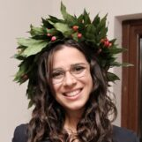 Auguri ad Angela Feoli, neo laureata in Infermieristica