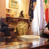 """VIDEO / """"Un altro anno di lavoro a Palazzo Caracciolo. Poi sono pronto a ricandidarmi a sindaco di Avella"""". Provincia, Biancardi a tutto campo"""