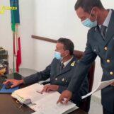 VIDEO/ Guardia di Finanza Napoli, fallimento pilotato: due persone nei guai