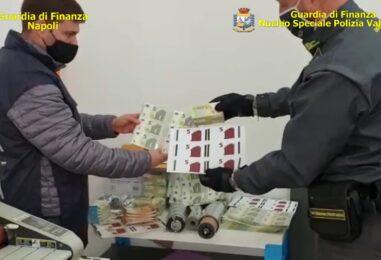 VIDEO/ Napoli, stamperia clandestina di banconote false: arresti e sequestri