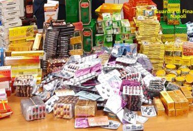 VIDEO/ Farmaci illegali, maxi sequestro all'aeroporto di Capodichino