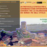 Superbonus 110%, a Summonte protocollo d'intesa per valorizzare uno dei borghi più belli d'Italia