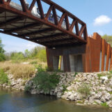 VIDEO / Montemiletto e Taurasi più vicini: inaugurato il ponte sul Calore