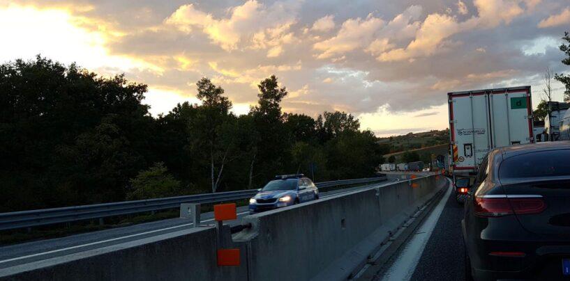 Ancora sangue sulle strade irpine: centauro perde la vita sull'A16, all'altezza di Grottaminarda