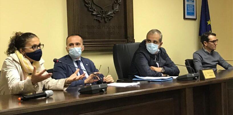 Condizionamento mafioso, Pratola Serra nella lista nera con Quindici e Pago