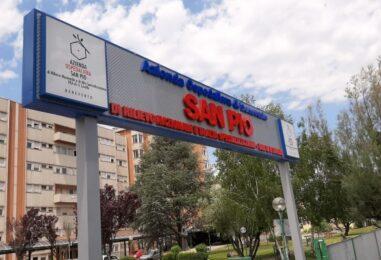 Benevento, ospedale San Pio: un uomo muore gettandosi dalla finestra