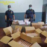 VIDEO/ Napoli, arrestato contrabbandiere di sigarette che percepiva il Reddito di Cittadinanza
