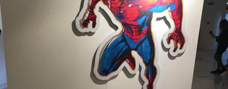"""""""Giuseppe Camuncoli. Da Spider-Man a Star Wars"""": il disegnatore ad Avellino per concludere la mostra"""