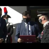 VIDEO/ Un Parco della Memoria 40 anni dopo: Sant'Angelo dei Lombardi ricorda le vittime civili e militari del terremoto
