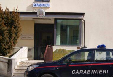 Carabinieri, controlli del territorio: due denunce e una segnalazione