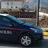 Valle Caudina, viola la misura dell'allontanamento dalla casa familiare: 50enne ai domiciliari