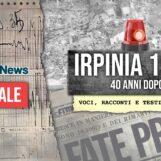 """Il """"nostro"""" 23 novembre: domani servizi speciali da S.Angelo dei Lombardi, Lioni, Conza e Avellino"""