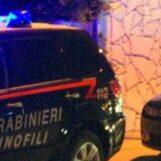 Conza della Campania: arrestato 60enne per detenzione di armi ed esplosivi
