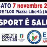 Chiusura di palestre e piscine, manifestazione di protesta ad Avellino