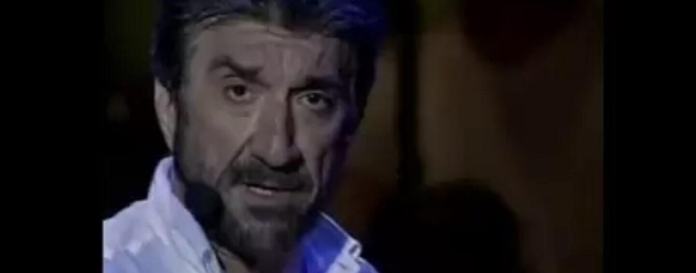 E' morto Gigi Proietti. Destino beffardo: oggi il suo 80° compleanno