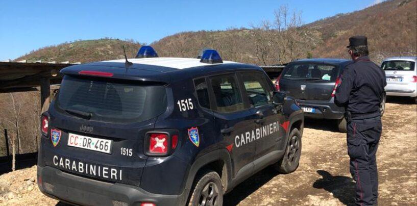 Sannio, rifiuti speciali e pericolosi sequestrati dai Carabinieri Forestali