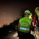 Monti Lattari: ritrovate dal Soccorso Alpino le 2 persone disperse