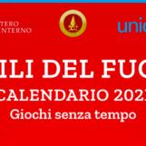 Vigili del Fuoco, giocattoli per bambini protagonisti del calendario 2021