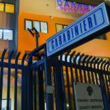 Violenza sulle donne, la caserma dei Carabinieri di Avellino si colora di arancione