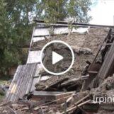 Conza della Campania: resti di prefabbricati del sisma del 1980 con amianto e rifiuti nocivi tra abitazioni, oasi wwf e lago artificiale