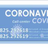 Covid-19, due linee telefoniche dedicate ai cittadini. Ecco i numeri da chiamare