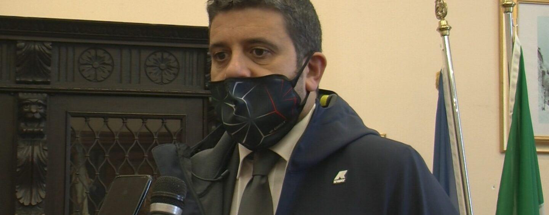 """Casetta dei libri di Mercogliano. Il sindaco: """"Danni causati dal vento forte"""""""