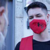 """FOTO E VIDEO / """"Un mese con il virus, un'esperienza orribile"""". Davide, giovane imprenditore, ai suoi coetanei: """"Ragazzi, state attenti, indossate sempre le mascherine"""""""