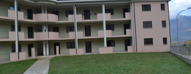 Montella, consegnati gli alloggi popolari