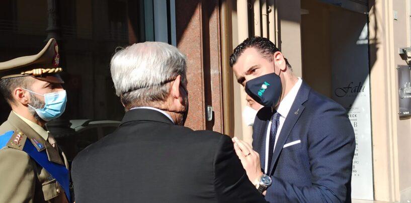 """Niente patto anti-covid, Festa tira dritto: """"Mi confronto solo con chi vuol bene ad Avellino, non con gli insaponatori o i Toto Cotugno"""""""