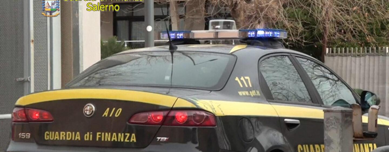 Battipaglia, evasione fiscale fraudolente: sequestrati beni per oltre 400mila euro