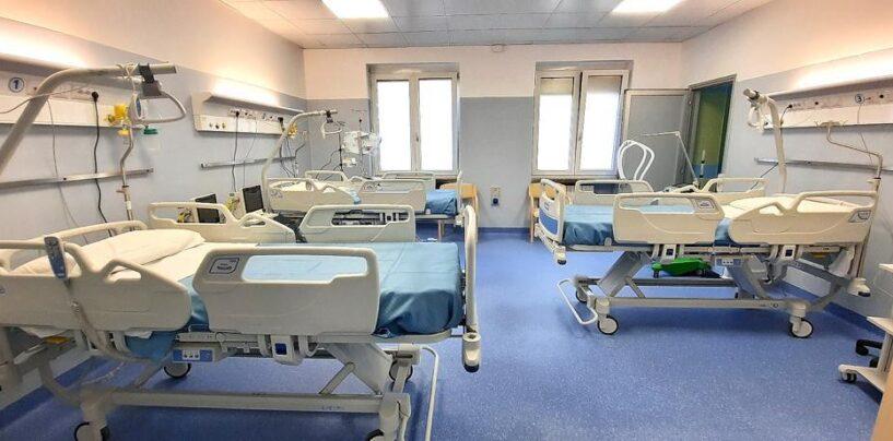 Covid, muore 74enne di Avellino. Ospedali irpini: il punto sui ricoveri