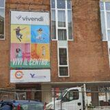 """FOTO E VIDEO / Bye Bye Mercatone, benvenuto """"Vivendi"""". Market, uffici comunali, asilo, braceria e oltre 400 parcheggi al centro città"""