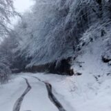 FOTO / Montevergine e Laceno. E neve fu
