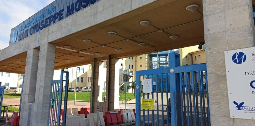 """Covid-19, nuovo decesso al """"Moscati"""": muore 77enne di Avellino"""